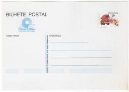 FELICIDADES CAR POSTAL 89 - Postal Stationery