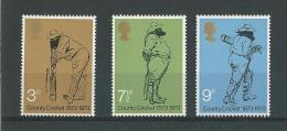 Gr. Bretagne: 684/ 686 **  Cricket - Cricket
