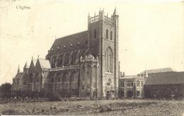 WAVRE-NOTRE-DAME - St-Katelijne-Waver - Institut Des Ursulines - L' Eglise - Uitg. E & B - Sint-Katelijne-Waver