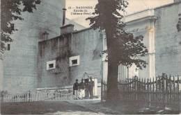 64 - Bayonne - Entrée Du Château-Neuf - Bayonne