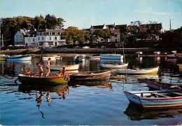 Dép 29 - Bateaux - Combrit - Sainte Marine - Ports Bretons - Semi Moderne Grand Format - état - Combrit Ste-Marine