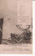 LE MUR DES FUSILLES A LA CENTRALE D'EYSSES  (LOT ET GARONNE)  23 02 1944 - France