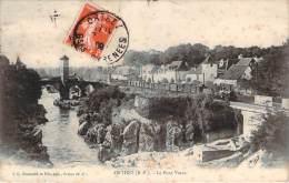 64 - Orthez - Le Pont Vieux (train) - Orthez