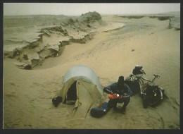 CHINA Taklamakan Desert Xinjiang Claude Marthaler 1995 - Chine