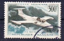 FRANCE PA 35 TB - 1927-1959 Matasellados