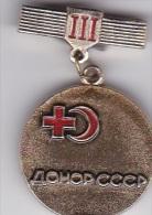 Médaille (URSS) - Russia