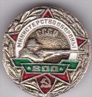 Insigne (avec épinglette De Fixation) (URSS) Ou LITUANIE - Russia