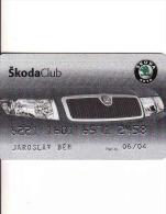 Škoda Auto Club, Czech Republic - Motorräder