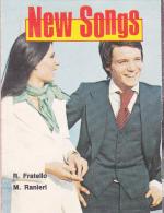 CALENDARIETTO DA BARBIERE - NEW SONGS -ANNO 1974 - Calendari