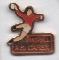 Handball , AS Carsix , Eure - Pallamano