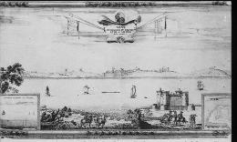 Gravure Du Château Du Crotoy - Le Crotoy