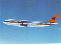 Hapag-Loyd Airbus A-300 B4 - 1946-....: Moderne