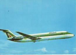 Alitalia DC-9/30 - 1946-....: Moderne