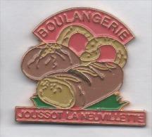 Beau Pin's , Boulangerie Joussot , La Neuvillette , Reims - Villes