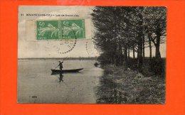 44 BOUAYE : Lac De Grand-Lieu - Bouaye
