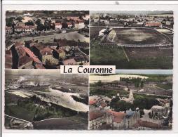 En Avion Au Dessus De La Couronne - France