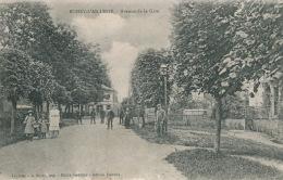 BOISSY L'AILLERIE - Avenue De La Gare (animation) - Boissy-l'Aillerie
