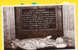 Eglise Saint Spire De CORBEIL-statue Du Comte Haymon1°-fondateur De La Cathedrale - Corbeil Essonnes