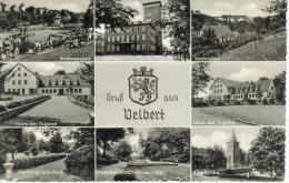 CPSM VELBERT (Allemagne-Rhénanie Du Nord Westphalie) - Gruss Aus .....8 Vues - Velbert