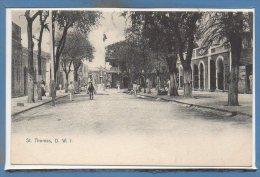 Amérique  - ILES VIERGES --  Saint THOMAS -- - Vierges (Iles), Amér.