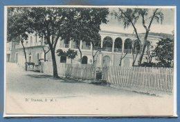 Amérique  - ILES VIERGES --  Saint THOMAS - - Vierges (Iles), Amér.