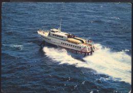 WA62 ALISCAFO NIBBIO - Dampfer
