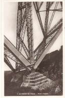 Belle Carte - Le Viaduc Du Viaur Point D'appui N° 7  - Construit Par Eiffel - Neuve Excellent état - Otros Municipios