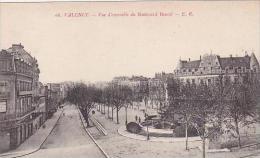 France Valence Vue d'ensemble du Boulevard Bancel