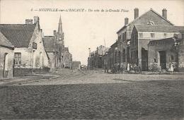 6 - NEUVILLE-SUR-ESCAUT : Un Coin De La Grande Place - RARE CPA - - France