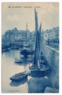 CP, 44, Le Croisic, Le Port, écrite, Voyagé En 1930 - Le Croisic