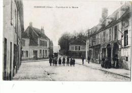 VERBERIE --Carrefour Mairie - Verberie