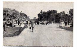 CP, 44, La Baule Les Pins, Place Des Palmiers, Vierge, - Autres Communes