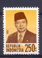 Mgm1129 BEROEMDE PERSONEN PRESIDENT SOEHARTO PRÄSIDENT SUHARTO FAMOUS PEOPLE INDONESIA 1982 PF/MNH  VANAF1EURO - Indonesië