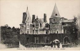 Environs De VIHIERS Château Du Coudray Montbault - Autres Communes