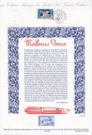 "Document Officiel DPO De 1997 N° 21 97 545 "" MEILLEURS VOEUX "" N° YT 3125 + Prix Dégressif ! - Documenten Van De Post"