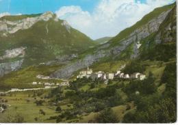 CPSM SAN PIETRO VALDASTICO (Italie-Veneto) - 421 M Panorama - Italia