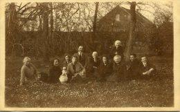 Rethy  Fotokaart  1923   2 Scans - Unclassified
