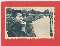 CHINE Cpa Animée Jeunes Chinois                                 Edit Lescuyer - Chine