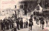 Cpa  53  Thuboeuf ,inventaires D'eglises,l'aspect Du Bourg Pendant La Lugubre Operation - France