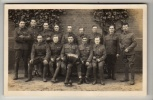 WW1 -  Group Of British Soldiers - Real Photo Postcard - Guerra 1914-18