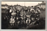 Scouting - Boy Scouts Group Photo - Real Photo Postcard - Scouting