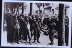 PARIS PRISONNIERS ALLEMANDS RUE GUYNEMER   CP PHOTO - Weltkrieg 1939-45