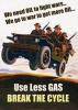@@@ MAGNET - Propaganda - War Oil - Publicitaires