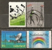 Pays-Bas Netherlands 1973 Evenements Serie Complete Obl - Period 1949-1980 (Juliana)
