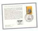 """Österreich, 1976, Ersttag """"1000 Jahre Kärnten"""", MiNr.1511 Auf Karton Mit SStpl. (11290L) - FDC"""