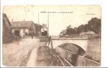 Haut Rhin - 68 - Essert Le Pont Du Canal , Cachet Dos Chaboud  Cycles A Domène ( Isère - 38 ) , Ed Lardier De Besançon - Autres Communes