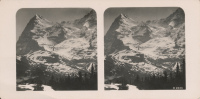 Schweiz, Eiger, Wengen, No R 2034 - Stereoscopic