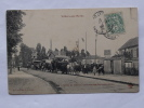 VILLIERS-SUR-MARNE (94): Carte Postale Ancienne Sortie De Villiers - Arrivée Des Excursionnistes - France