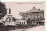 BRUXELLES 113 GARE DU LUXEMBOURG MONUMENT JOHN COCKERILL 1913 - Spoorwegen, Stations