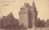 BRUXELLES PORTE DE HAL - Monuments, édifices